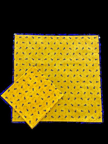 Provence Tradition Yellow Napkin