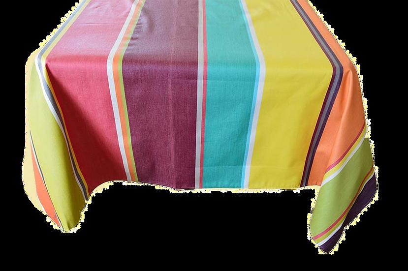 Large Stripe Multi-Color