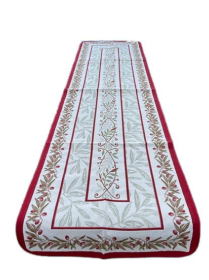 Reversible Holiday Table Runners