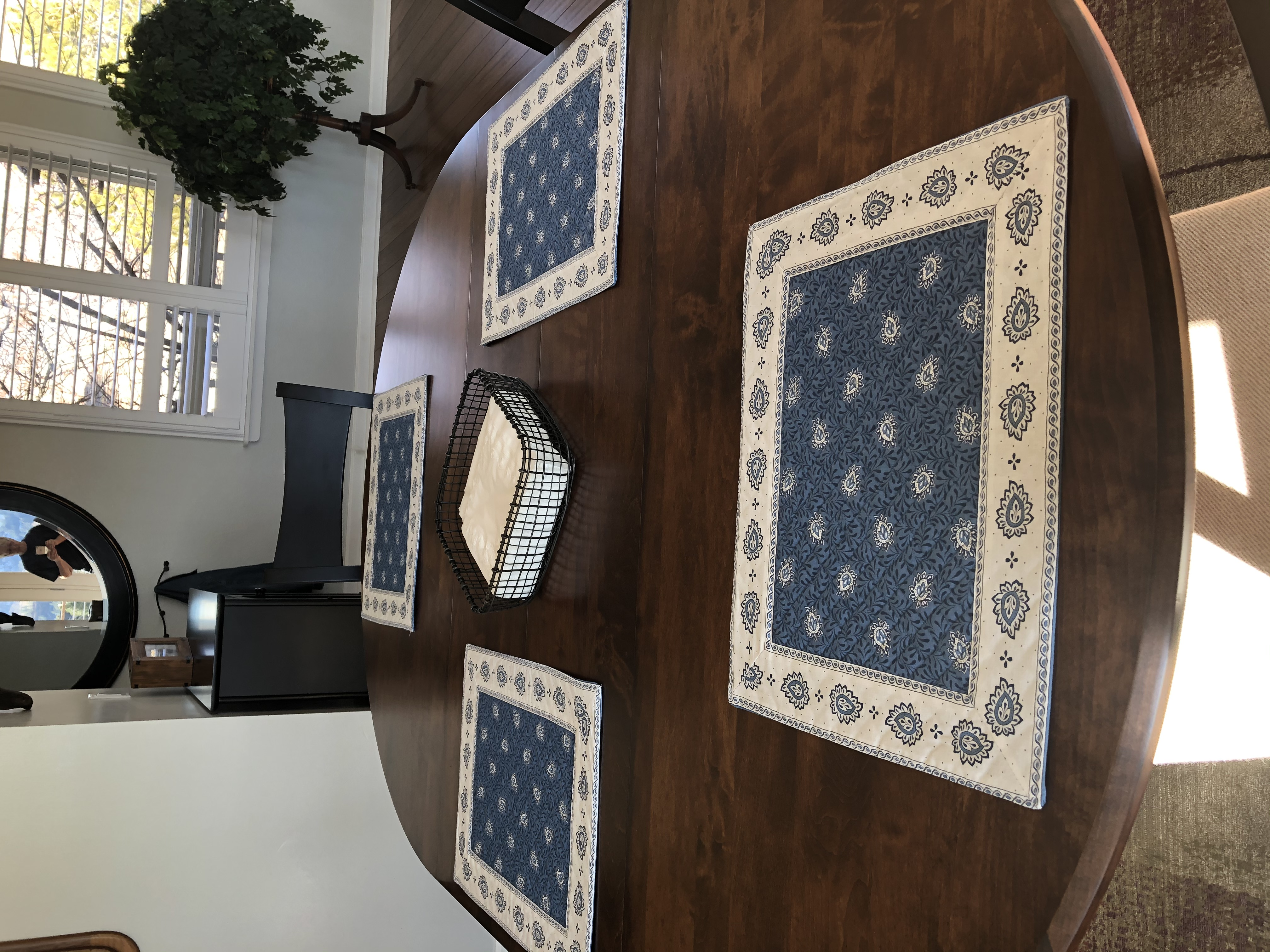Paisley Placemats