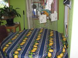 Citron Coated Cotton