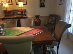 Citronnier Jacquard Tablecloth