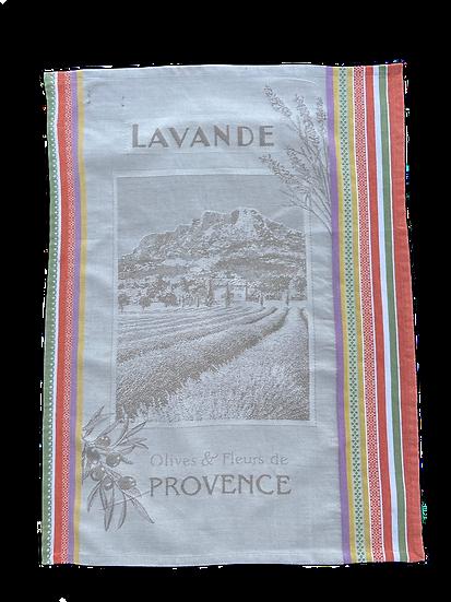 La Lavande Dish Towels: Linen
