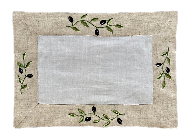 Olive Placemats