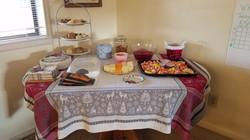 Vars Holiday Jacquard Tablecloth