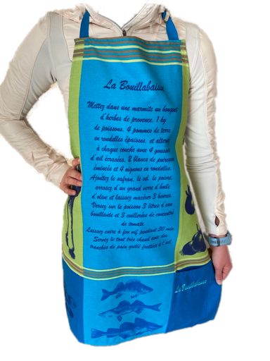 Aprons: French Recipes