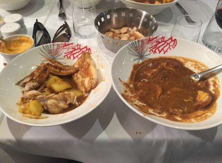 Our favorite fish stew: la Bouillabaisse