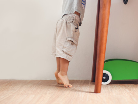 Consider the Floor when Reaching for Goals