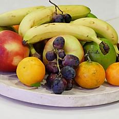 Plateau de fruits entiers