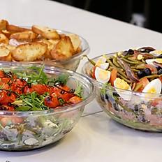 Salade composée (prix/pers) min 6 personnes !