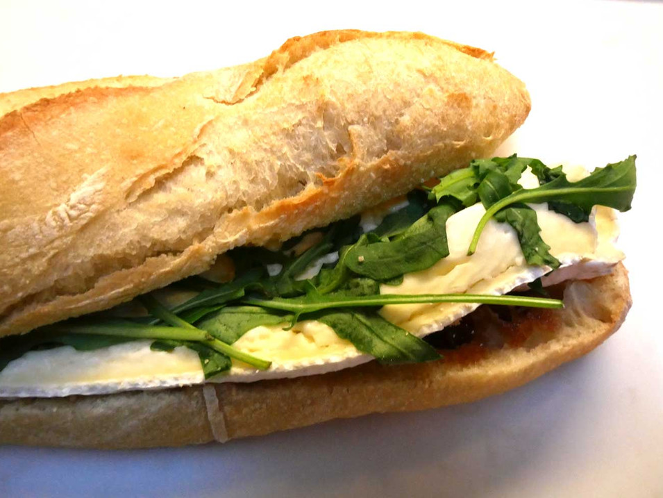 sandwich liegeois