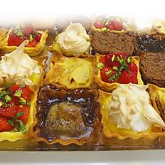 Dessert mini-mini (prix/pers)
