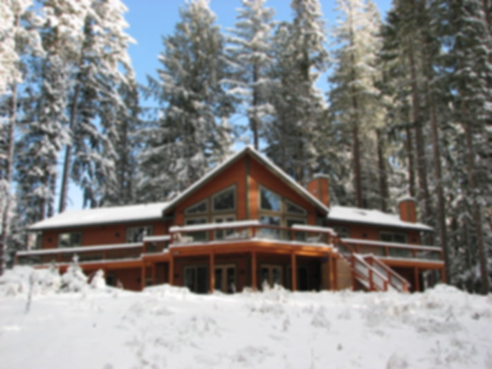 Our Mount Shasta California Retreat