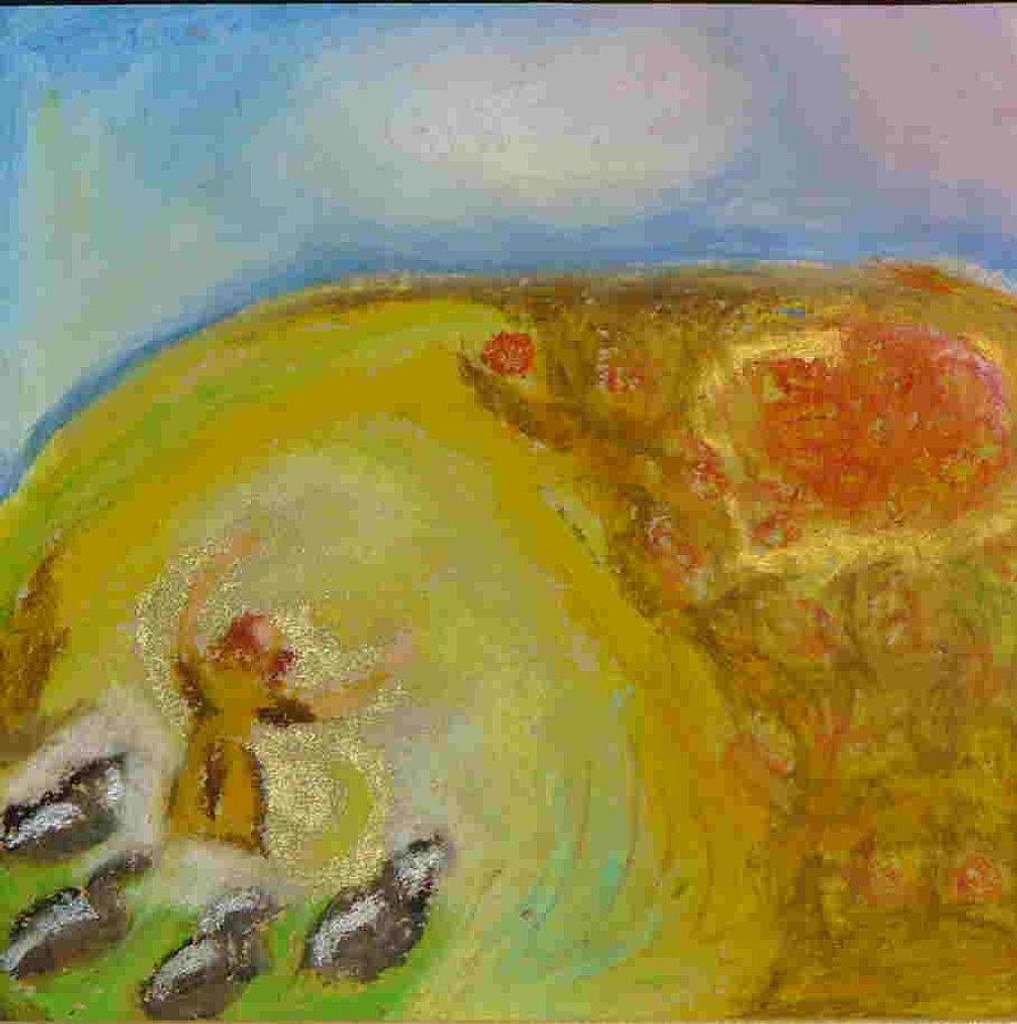rabbi extraordinaire art