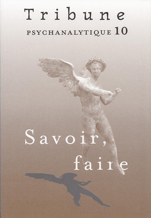 Tribune psychanalytique n° 10 : prix soucripteur
