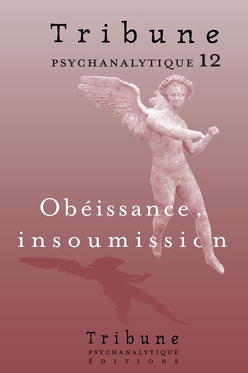 Tribune psychanalytique n° 12