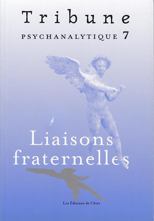 Tribune psychanalytique n° 7