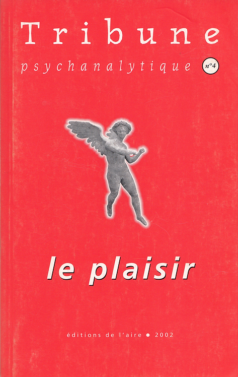 Tribune psychanalytique n° 4