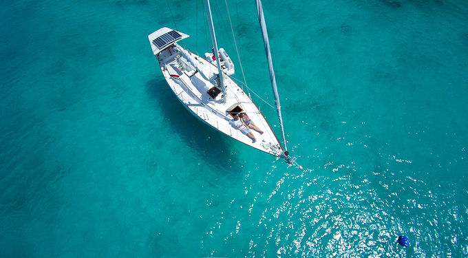 ASA 104 - Bareboat Charter