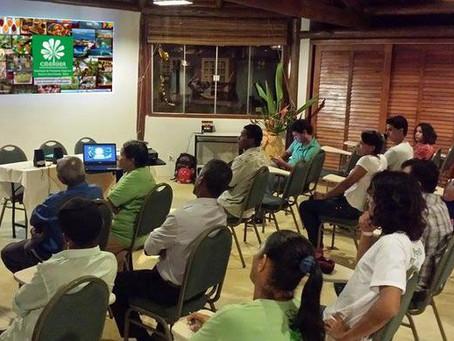 Associação Embaúba apresenta Plano Estratégico até 2020