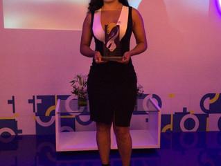 Cida Aguilar é vencedora Nacional do Prêmio Sebrae Mulher de Negócios