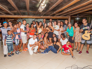 Equipe Terra Boa bate meta do TripAdvisor