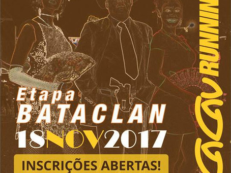 Circuito Cacau Running 2017 - Etapa Bataclan