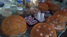 Delicioso Café da Manhã no Quilombo Park Hotel