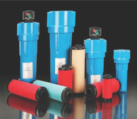 Water Separator for Compressed Air