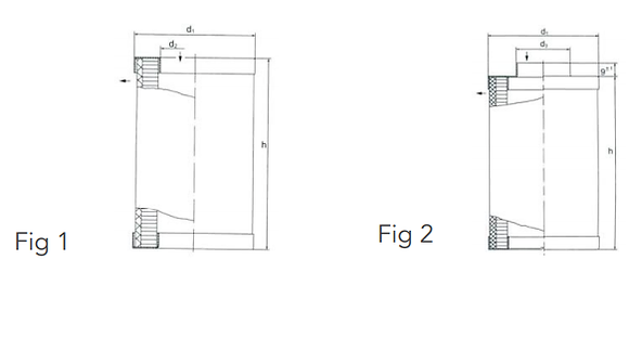 Air Oil Separator Elements for Slide Vane Compressors and Vaccum Pumps
