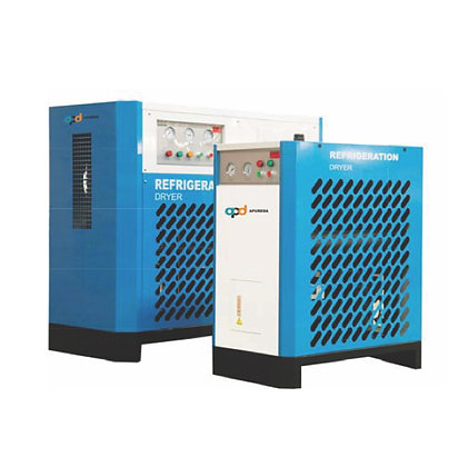 (Coming Soon) High Temp Air Cooling Refrigerated Air Dryer