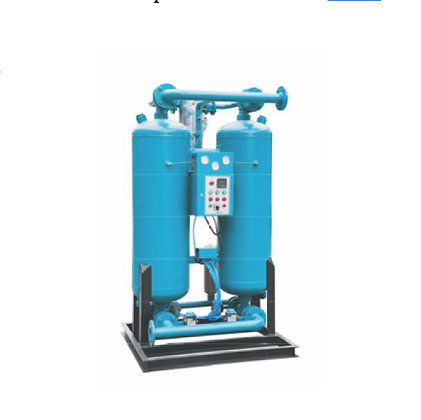 (Coming Soon) Heat Purge Regenerative Desiccant Air Dryer