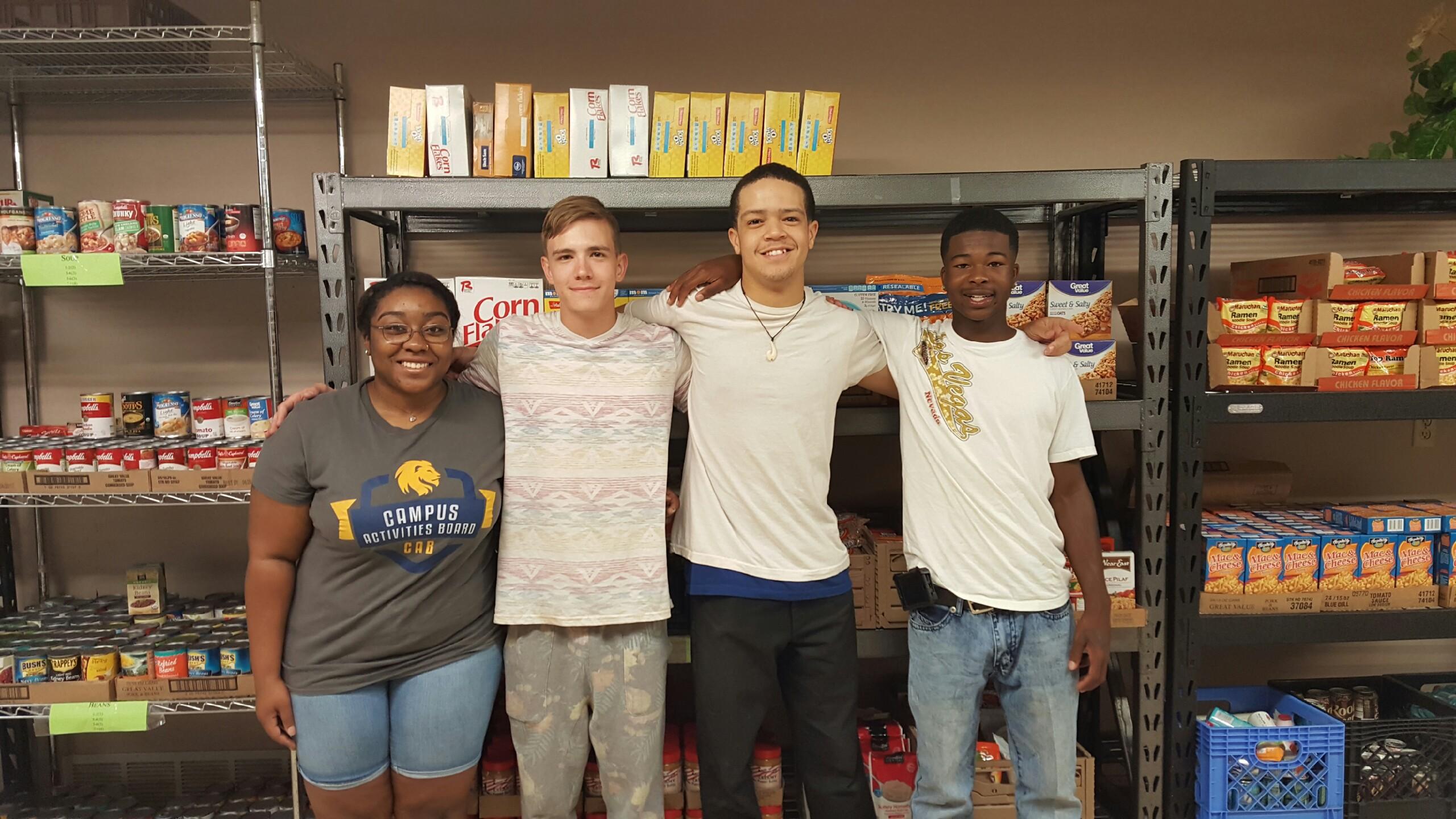 Arlington Charities Volunteers