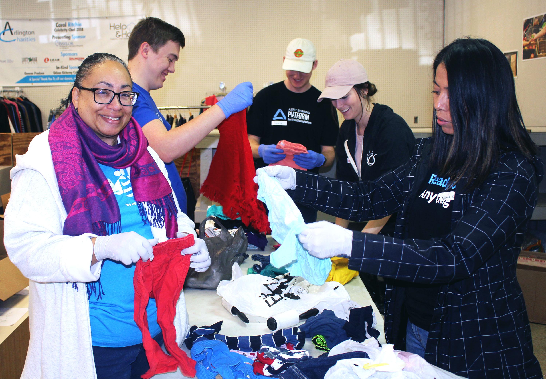 IBM clothes sorters 4