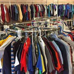 Arlington charities clothing closet