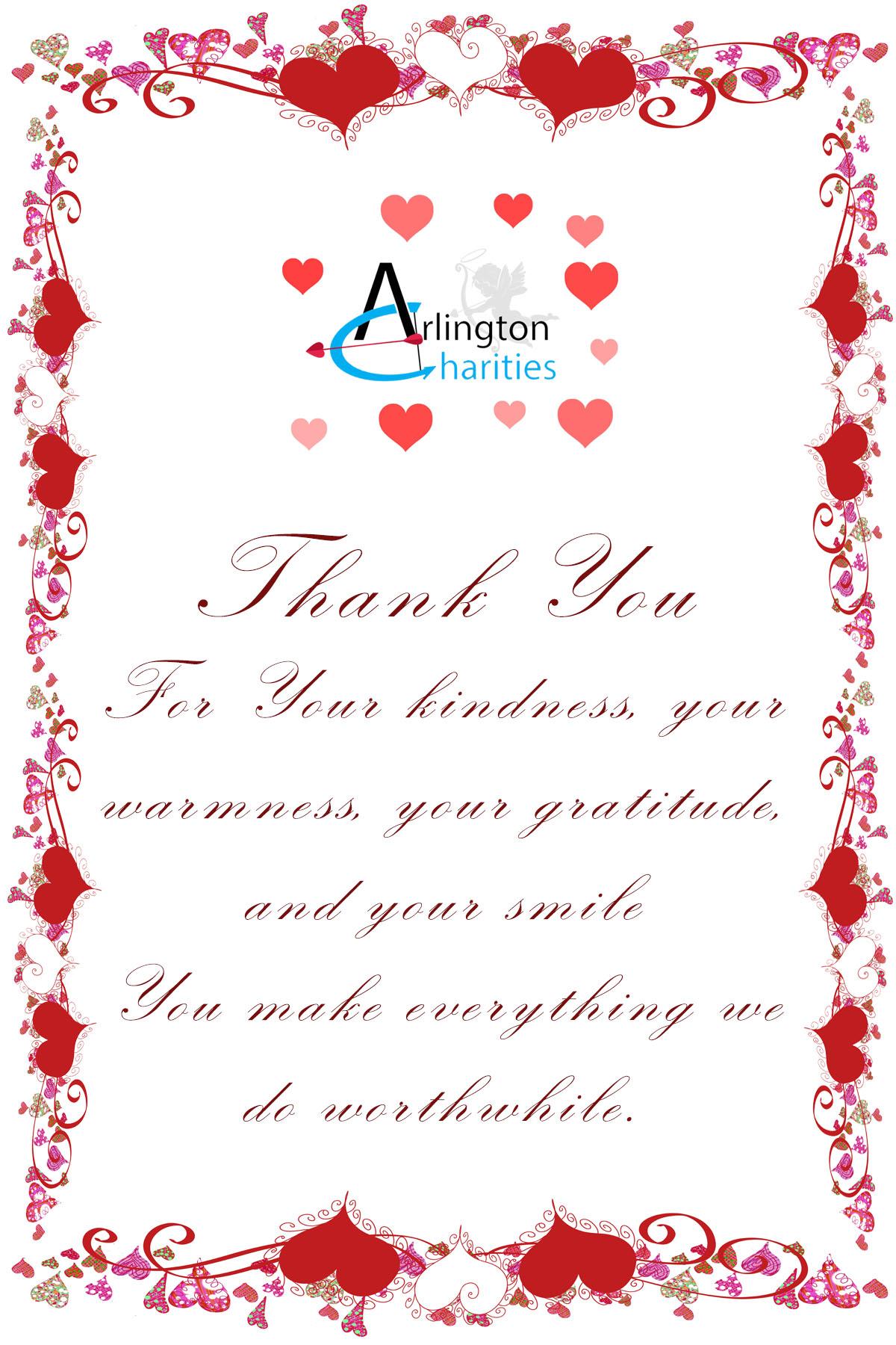 Arlington Charities Valentine 1