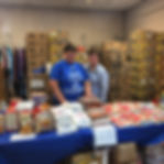Arlington Charities Volunteers Distributing Food