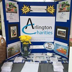 Arlington Charities Tri-Fold