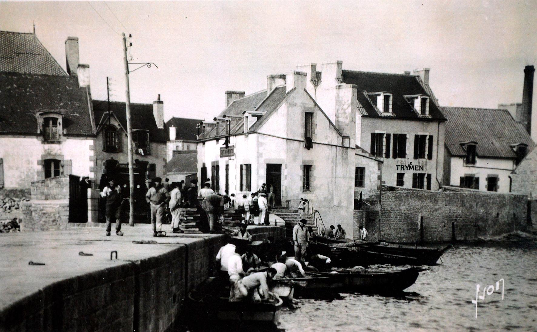 Le Trymen en 1939