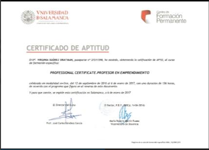 Curso para Emprendedores Argentina