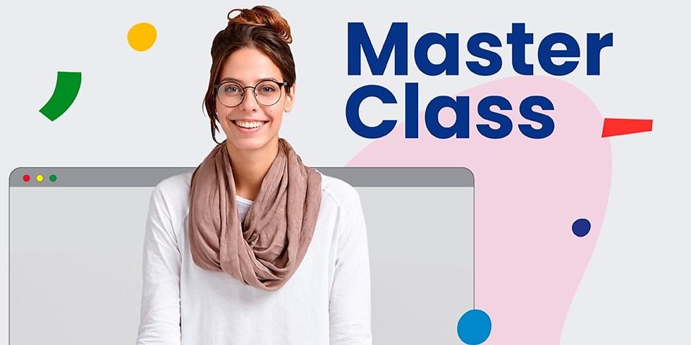 """Masterclass: """"Los 3 secretos para aprender definitivamente Inglés"""""""