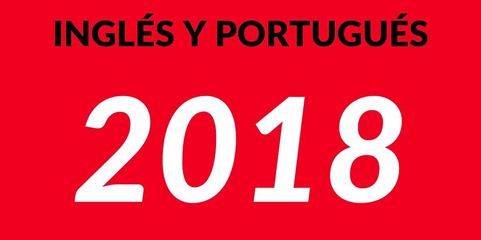 Pre-inscripción 2018