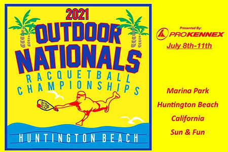 2021 Outdoor Racquetball Championships
