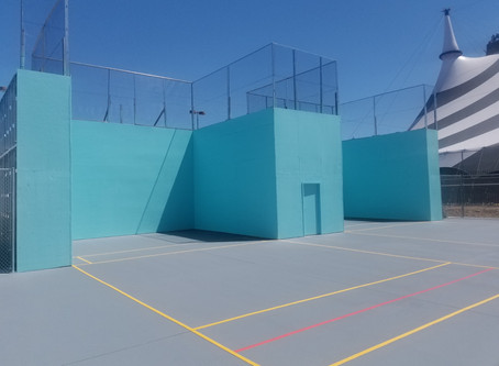 THE STRAT BACK COURTS REFRESHED