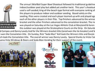 SUPER BOWL Shootout 2019