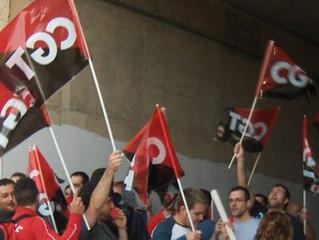 Absueltos 21 trabajadores de la Compañía Valenciana de Aluminio BAUX