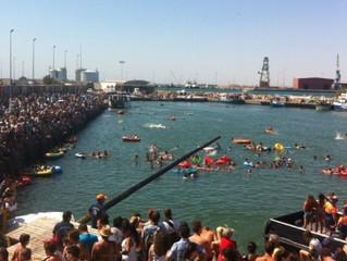 Puerto de Sagunto en fiestas: violencia machista, consumismo y maltrato animal.