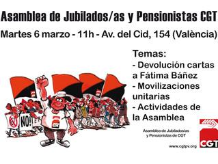 El futuro de las pensiones. Una perspectiva desde el sindicalismo revolucionario.