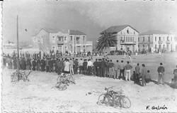 Fútbol en la playa 1961