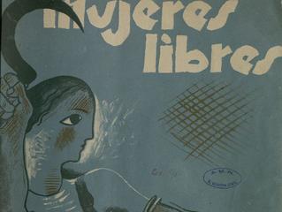 Colección histórica: Revista Anarcofeminista Mujeres Libres